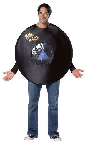 Magic 8 Ball 50s Costume
